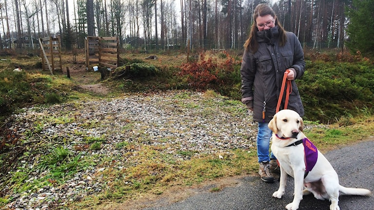 frey och ulrika terapihund