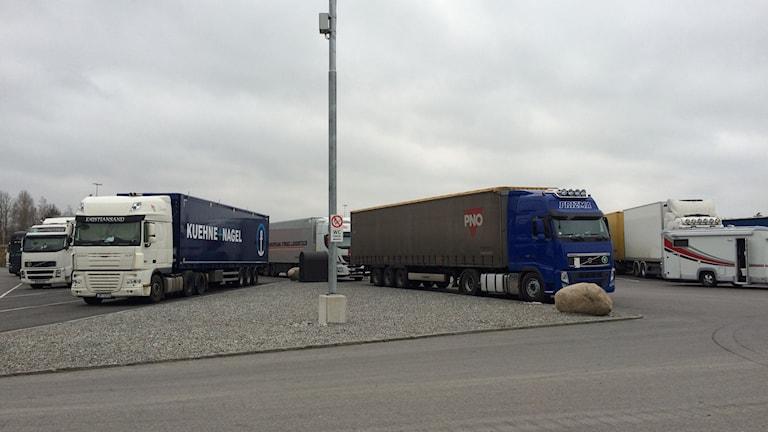 Truckstop Örebro