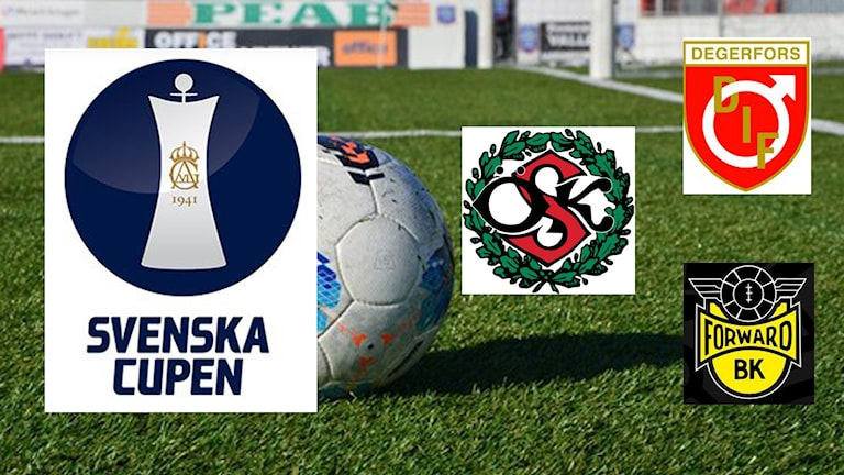 Svenska cupen ÖSK Forward Degerfors IF