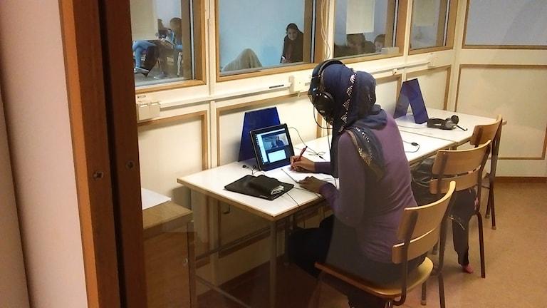 Fjärrundervisning studiehandledning modersmål Kramfors