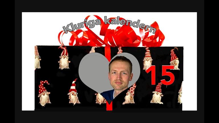 Kluriga kalendern15  Fredrik Holländare