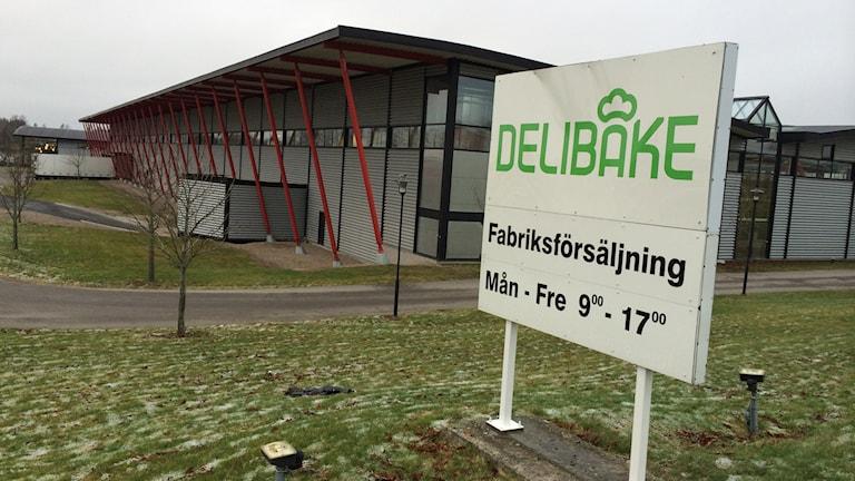 Delibake i Örebro i konkurs. Foto: Andreas Morén/ Sveriges Radio.