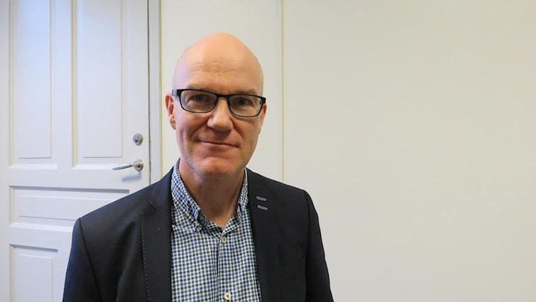Mikael Falk, förvaltningschef, Askersund