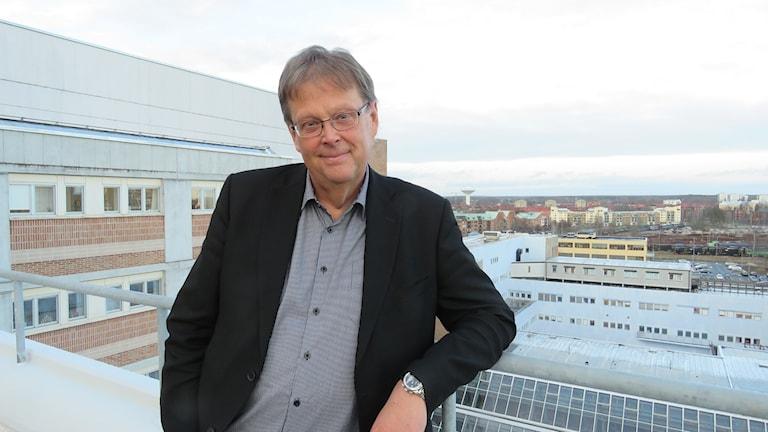 Jan Olsson, hälso och sjukvårdsdirektör Region Örebro län