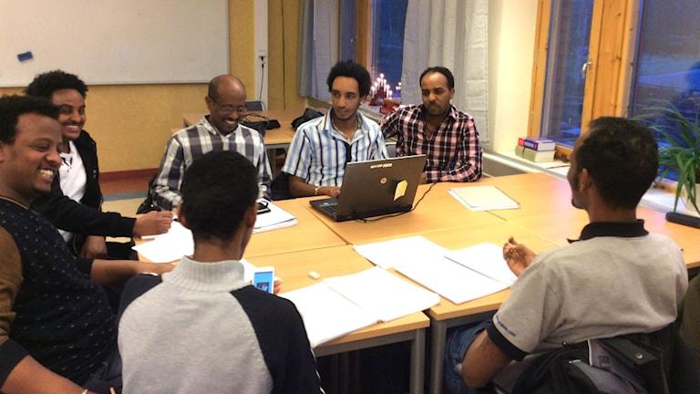 SFI-undervisning
