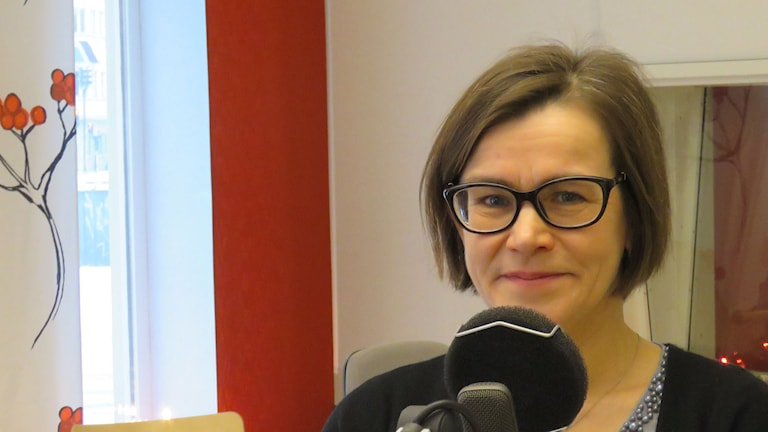 Petra Weckström vd Örebro länsteater