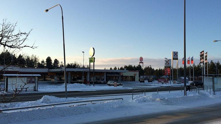 Örebro kommuns nyförvärvade mark i Marieberg. Foto: Andreas Morén P4 Örebro.