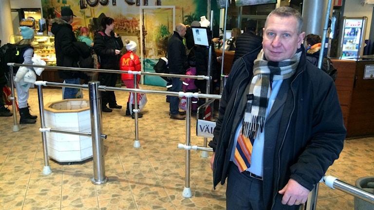 Magnus Nilsson, VD, Gustavsvik, Äventyrsbad