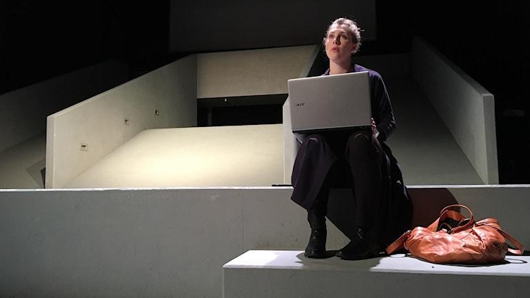 Befrielsefronten, pjäs av Maria Sveland, Örebro Teater. pressvisning