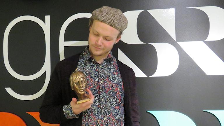 Gustav Borehed, Hjalmar Berglund-stipendium, steppdansare