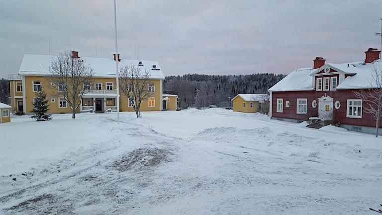 Rällsögården i Ljusnarsbergs kommun