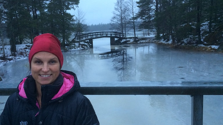 iveden, Nationalpark, Jessica Sannö, ridturer.