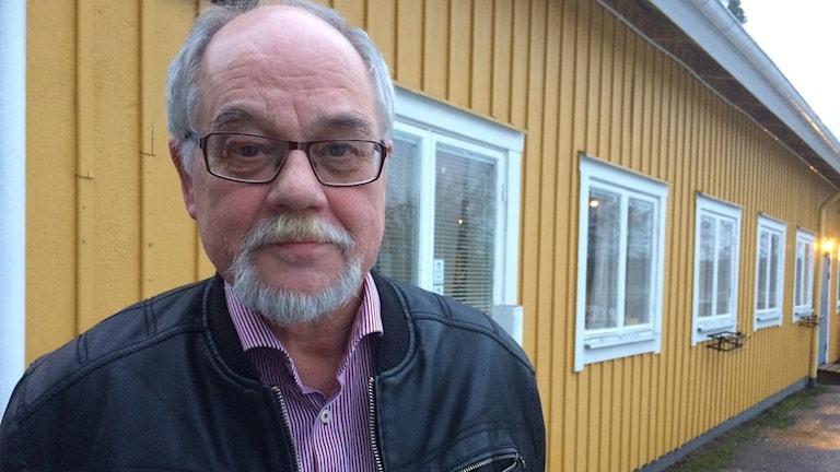 Bengt Sundelin, vd för Zinkgruvan. Foto: Anna Björndahl.