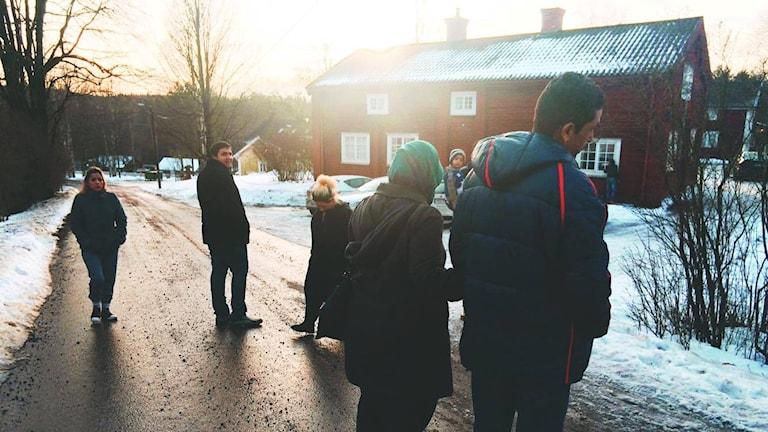 Asylsökande, Bredsjö, Migrationsverket, långa handläggningstider.