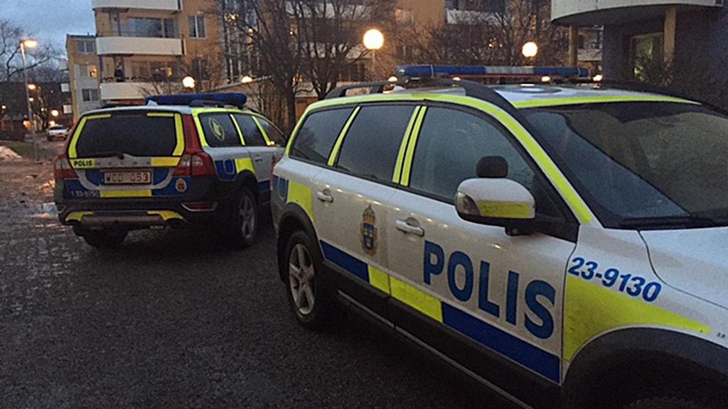 polis MarkbackenÖrebro