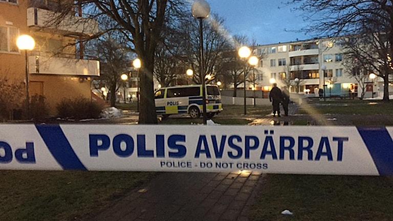 polis Markbacken Örebro