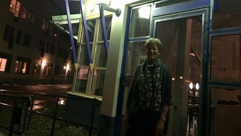 Sylvi Andersson rektor, Brukets skola i Örebro