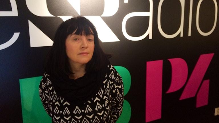 Alexandra Jarczewska är socionom och psykoterapeut på Beroendecentrum i Örebro.