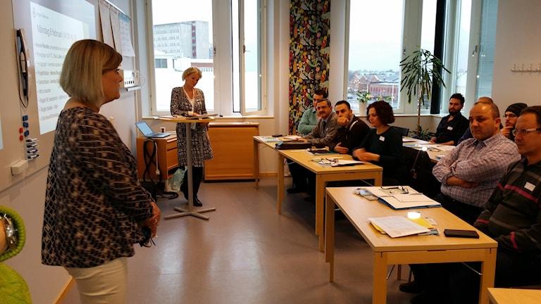 Svensk läkarlegitimation utbildning USÖ