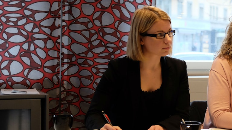 Jenny Lindström koordinator för nyanlända Örebro Universitet