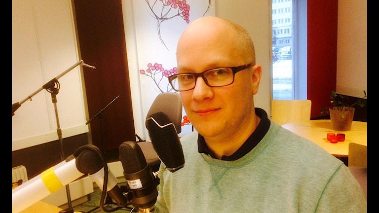 Kenneth Nilsson, kommunstyrelsens ordförande i Örebro