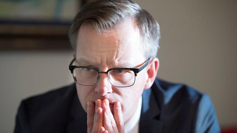 Näringsminister Mikael Damberg (S)
