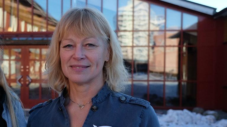 Margaretha Essving, biträdande rektor, Vivallaskolan