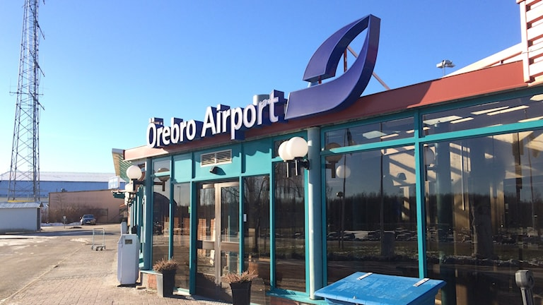 Örebro flygplats örebro airport