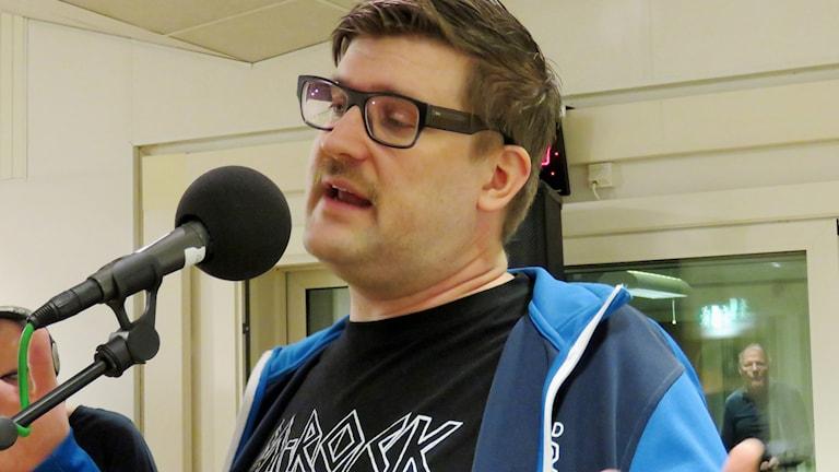 Fredrik Engström, eller Osten af