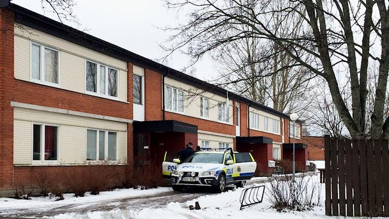 Vivalla Örebro polisen