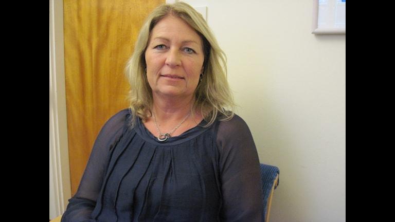 Ylva Rosén är chef inom psykiatrin för barn och unga vuxna i Region Örebro län.