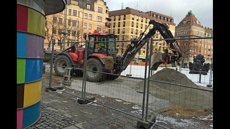 Järntorget Örebro Foto Päivi Kotka