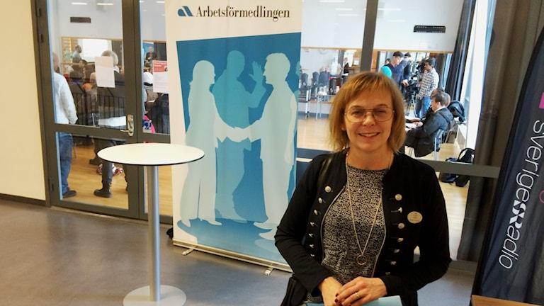 Susanne Sundquist, ULV-projektet Örebro universitet