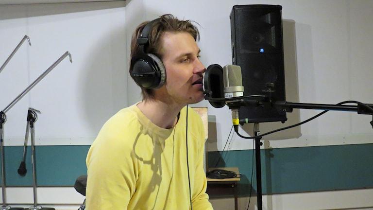 Gustaf Karlsén från Askersund