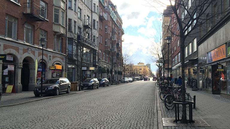 Norrcity Örebro Storgatan