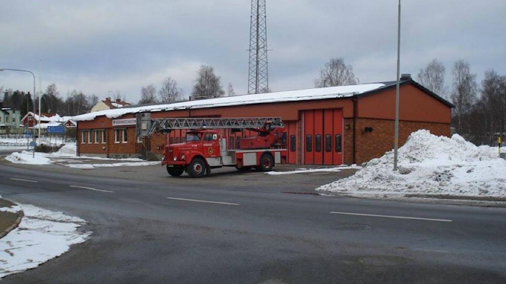 Räddningstjänsten i Kopparberg
