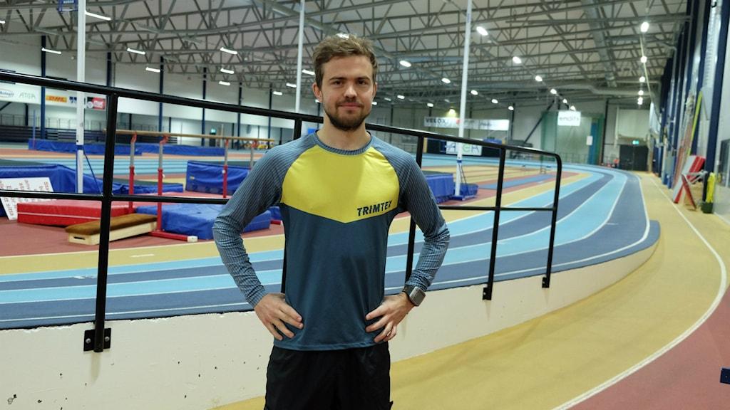 Filip Dahlgren, elitorienterare, orienterare, IFK Lidingö