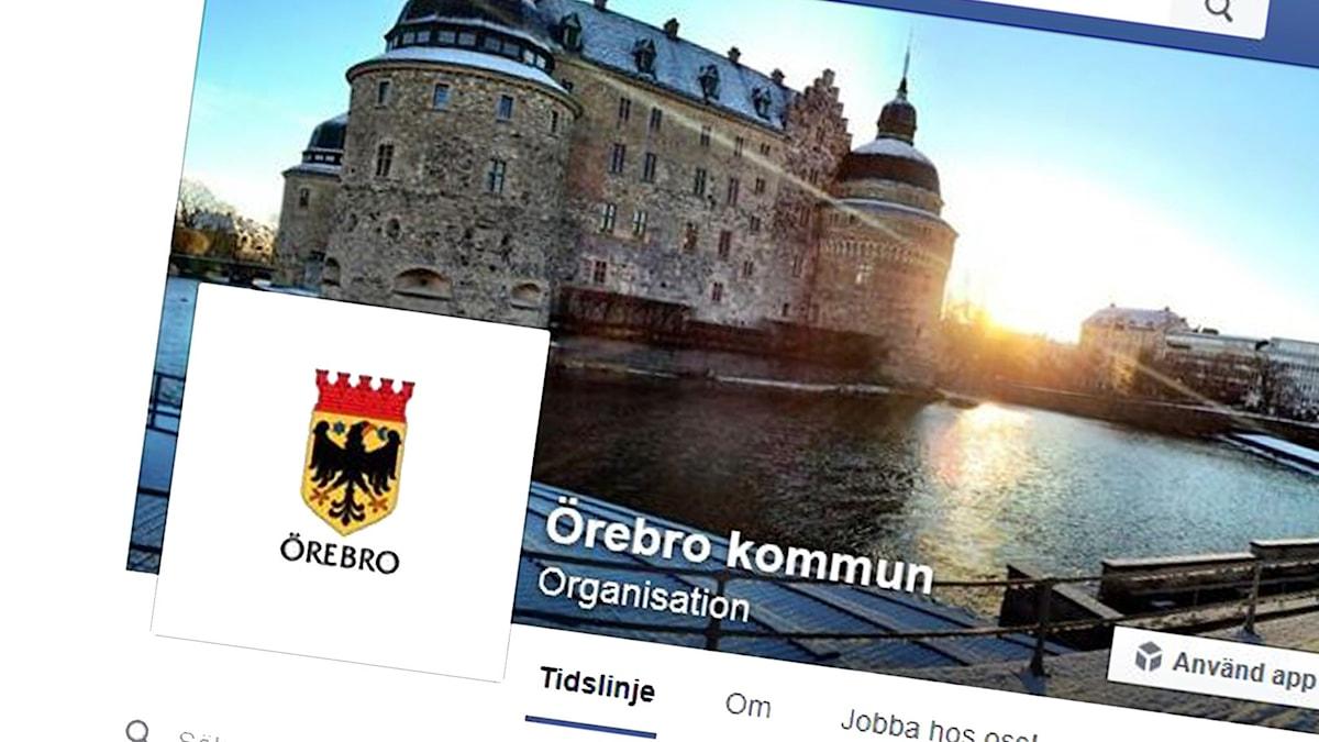 Örebro kommun facebook