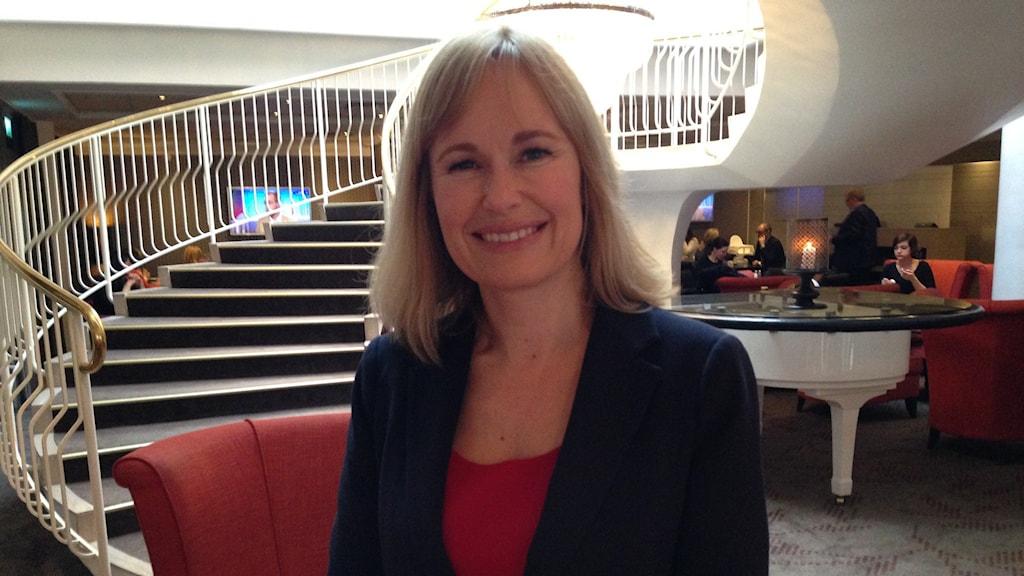 Anne Lindboe är barnläkare och barnombudsman i Norge