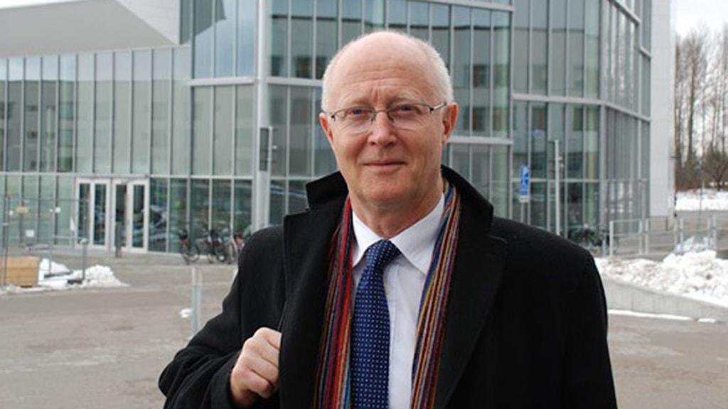 Johan Schnürer ny rektor på Örebro universitet.