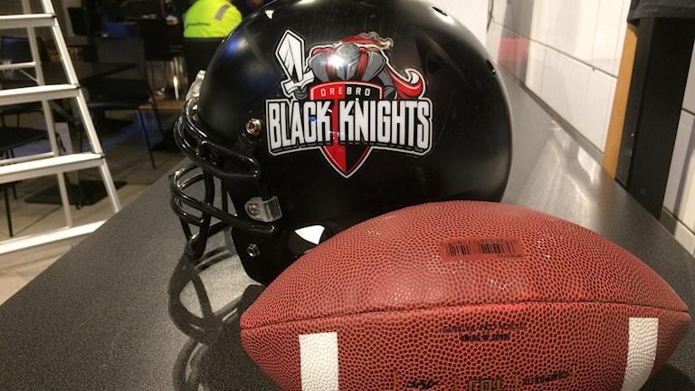 Örebro Black Knights.
