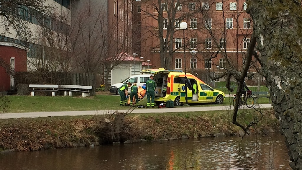 ambulans räddning