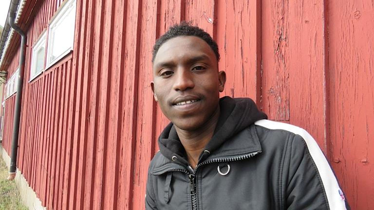 Ahmed Altijani asylsökande Karlskoga hotell brandskydd