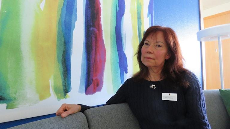 Lena Enander placeringssamordnare ensamkommande barn Örebro kommun