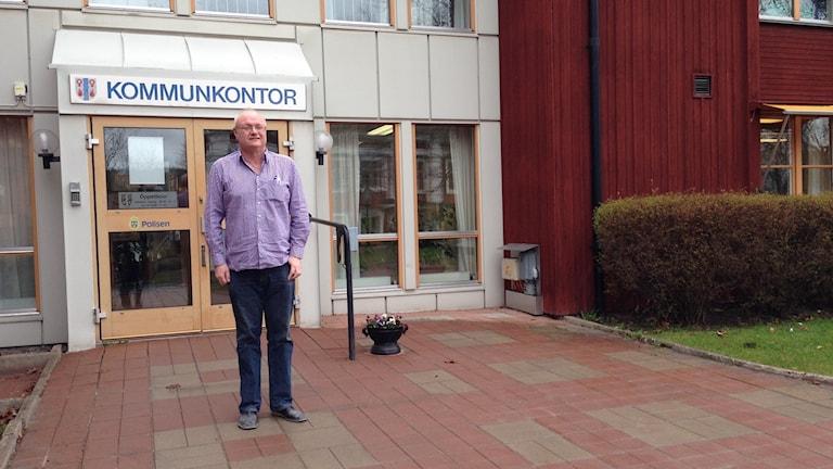 Anders Andersson, chef, överförmyndarverksamheten, Ljusnarsbergs kommun