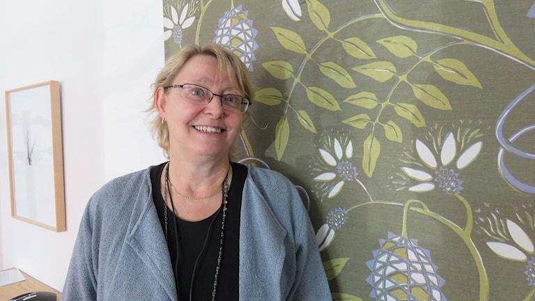 Birgitta Johansson Huuva psykiatrin blomvägg