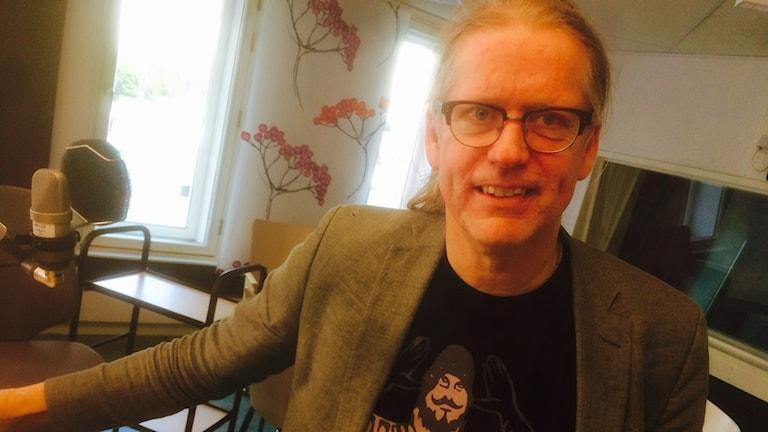 Mats Gunnarsson (Mp) tänker nya tankar om bussarna