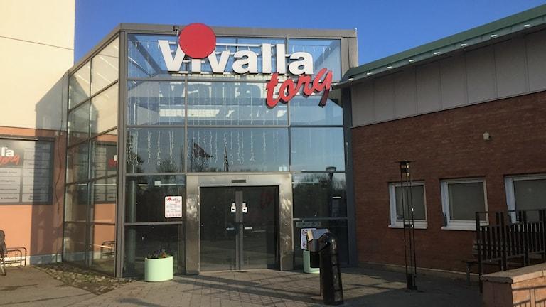 Vivalla centrum Örebro