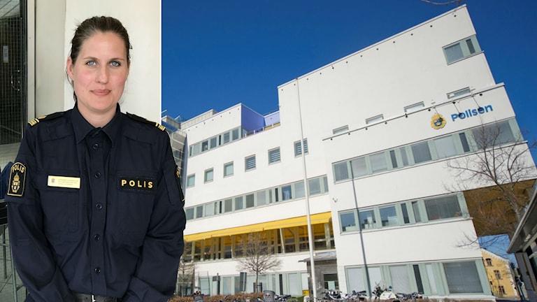 Johanna Johansson kommunpolis