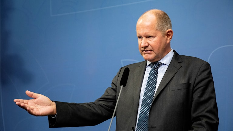 Dan Eliasson, generaldirektör MSB